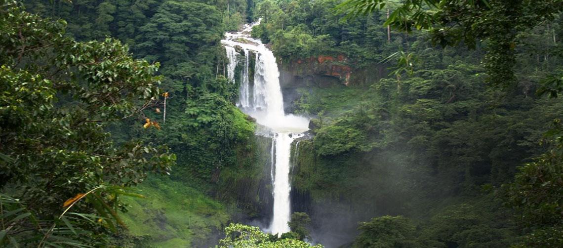 Limunsudan Falls