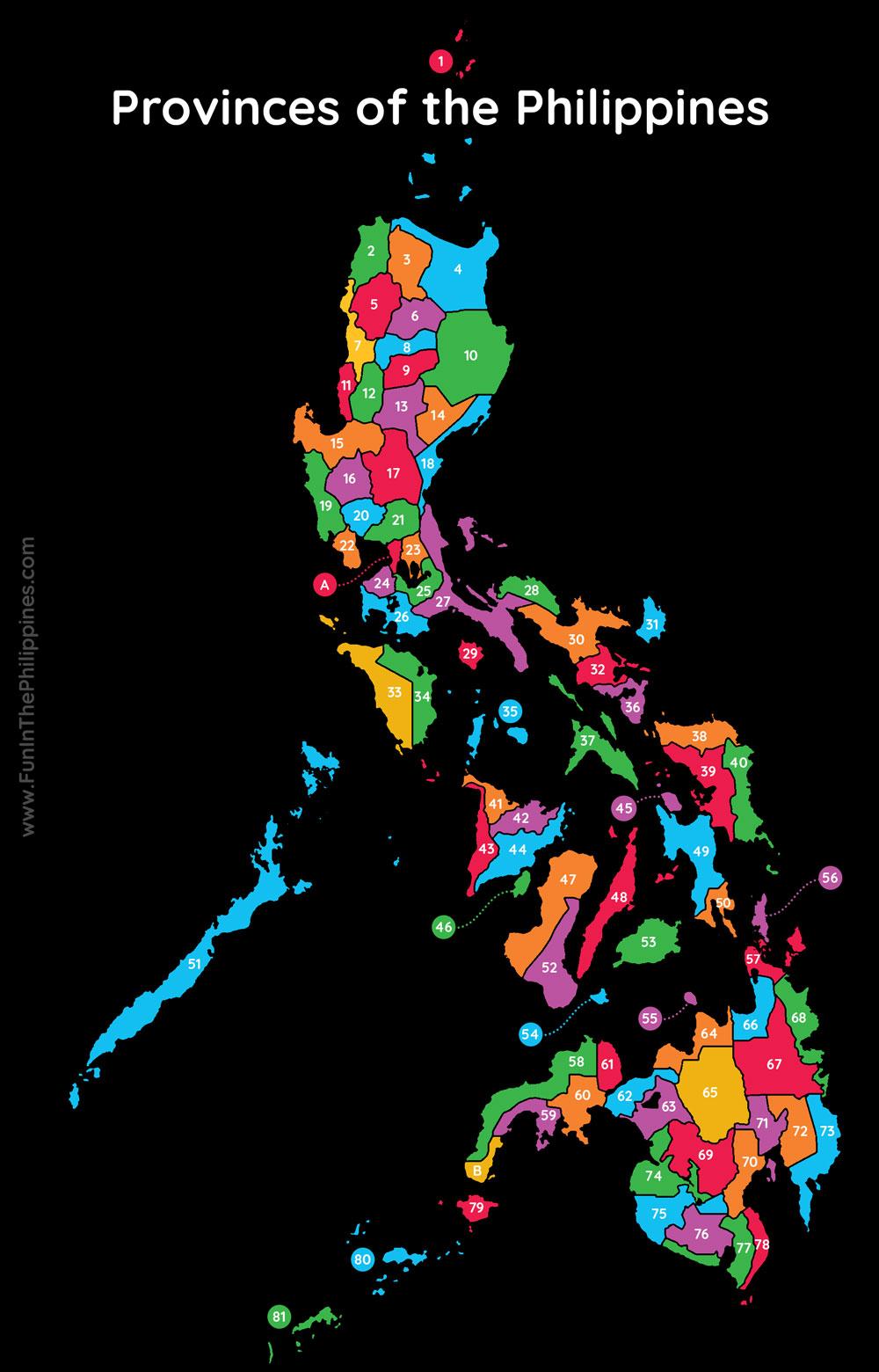 Philippine Provinces