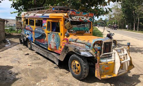 bohol-jeepney
